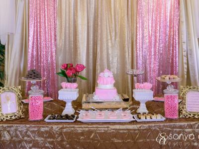 A 'Tutu Cute' Baby Shower